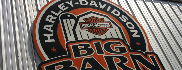 Big Barn Harley-Davidson is one of See Des Moines Ultimate List.