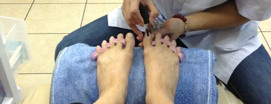 Passion Nail Spa is one of Locais curtidos por Nada.