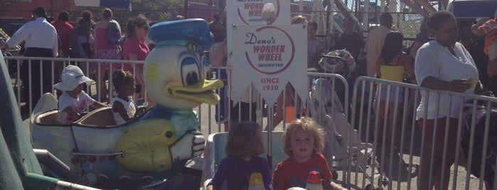 Deno's Wonder Wheel Amusement Park is one of New York Best: Sights & activities.