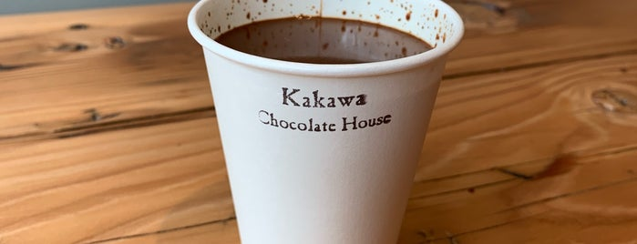 Kakawa is one of Lugares favoritos de Richard.