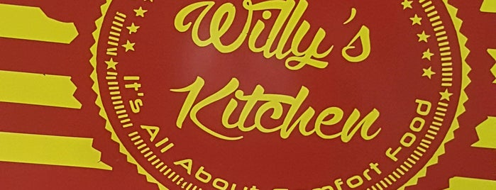 Willy's Kitchen is one of Lieux qui ont plu à Ahmed.