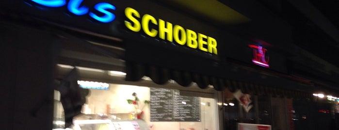 Eis-Café Schober is one of bucket list - dessert shop.