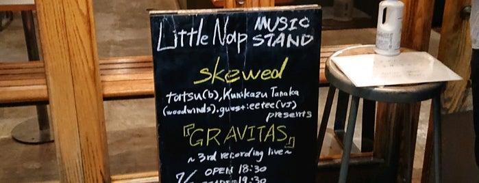 Little Nap COFFEE ROASTERS is one of Japan.