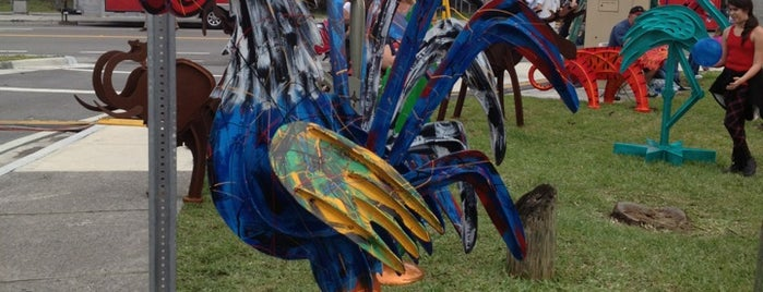Coconut Grove Arts Festival is one of Places I want to go.