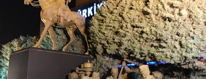 TESK Sanat Galerisi is one of Turhan : понравившиеся места.