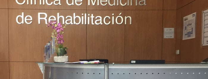 Clínica de Medicina de Rehabilitación is one of Lupisさんのお気に入りスポット.