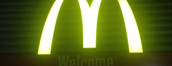 McDonald's is one of Posti che sono piaciuti a Masarra.