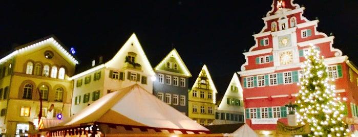 Esslinger Mittelaltermarkt und Weihnachtsmarkt is one of 'Tis the Season: Christmas Markets.