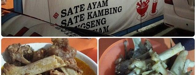 "Tengkleng Spesial Solo ""Bu Tik"" is one of Must-visit Food in Yogyakarta."