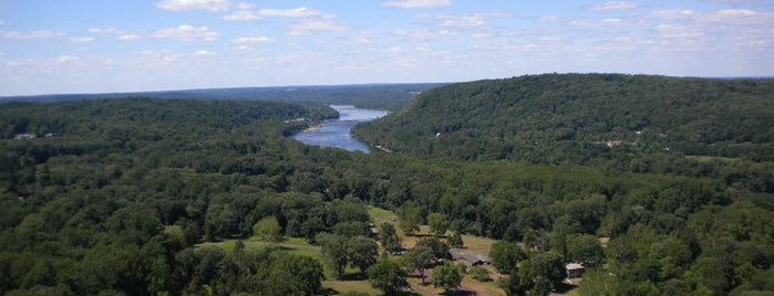 Bowman's Hill Tower is one of Outdoor To-Dos in Southeastern PA, NJ & DE..
