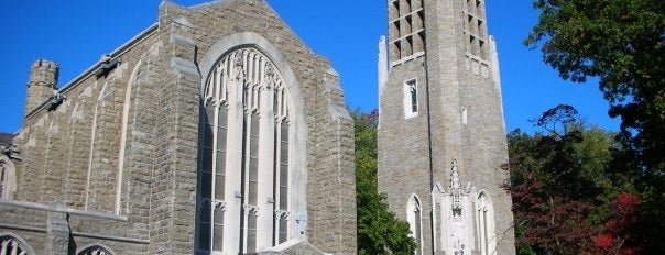 Washington Memorial Chapel is one of Outdoor To-Dos in Southeastern PA, NJ & DE..
