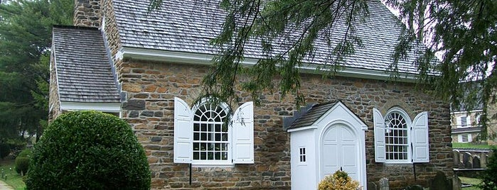 St. David's Episcopal Church is one of Historic Sites in Southeastern PA.