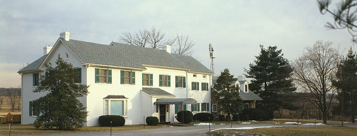 Eisenhower National Historic Site is one of Historic Sites in Southeastern PA.