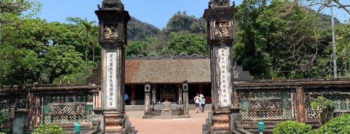 Den Tho Vua Dinh Tien Hoang is one of Masahiro 님이 좋아한 장소.