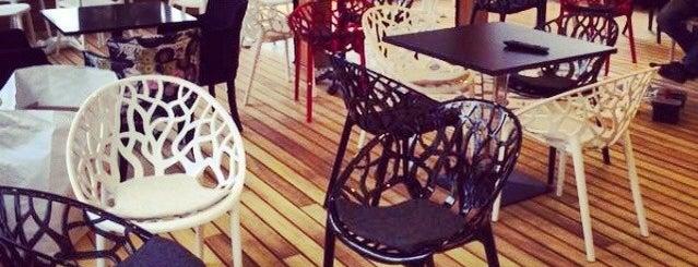 Cafe Yeniköy is one of Locais curtidos por Alaaddin.