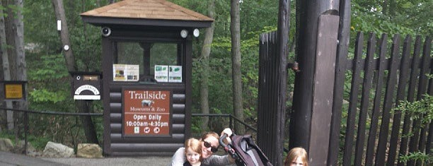 Bear Mountain Zoo and Trailsides Museum is one of Hudson Valley.