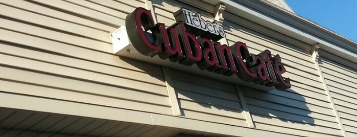 Hebers Cuban Cafe is one of Business contacts.