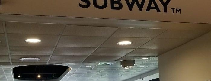 Subway @ Orlando Science Center is one of Tempat yang Disukai Ian.