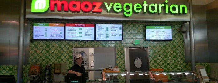 Maoz Vegetarian is one of Lieux sauvegardés par Carlo.