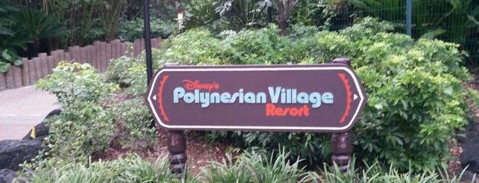 ディズニー・ポリネシアン・ビレッジ・ リゾート is one of Orlando.