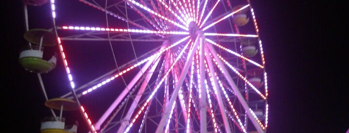 New York State Fairgrounds is one of NYC-Toronto Road Trip.