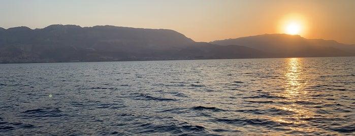 Ain Sukhna is one of Best Around the World!.