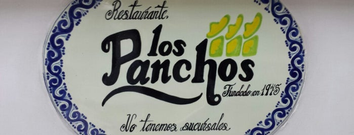 Los Panchos is one of Lugares guardados de Amenazza.