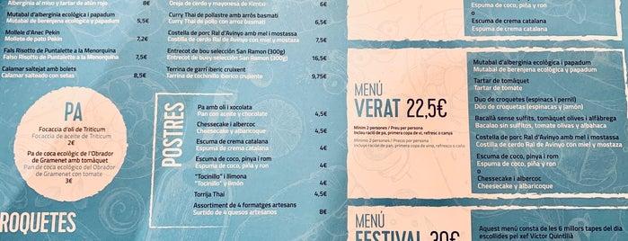 Bar Verat is one of Barcelona.