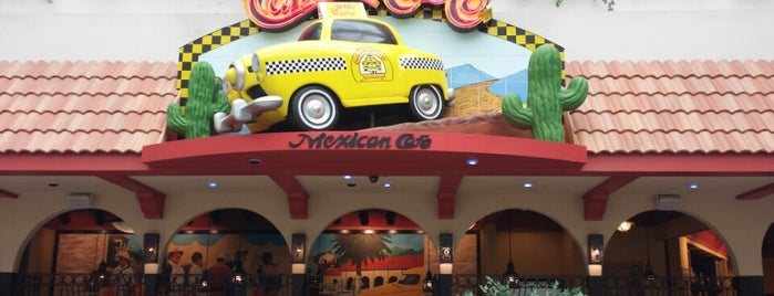 Caliente Cab Co is one of Favorite Food.