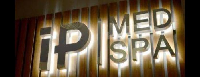 IP MED SPA is one of สถานที่ที่ Mariya ถูกใจ.