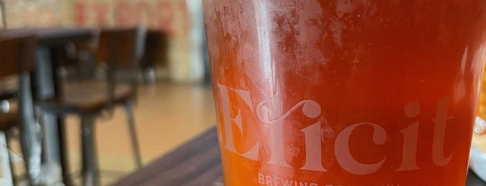 Elicit Brewery is one of Breweries I've been to.