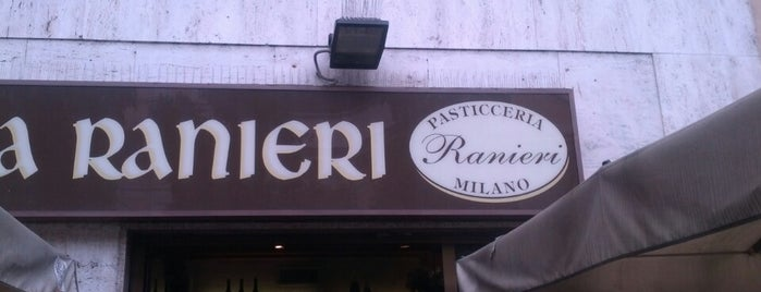 Pasticceria Ranieri is one of Mischaさんの保存済みスポット.