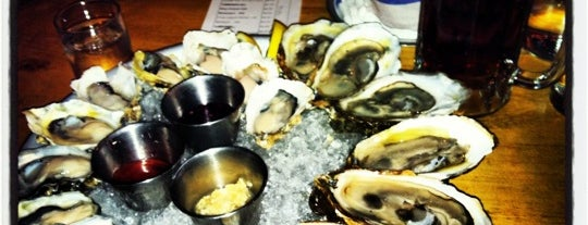 Upstate Craft Beer and Oyster Bar is one of Restaurants.