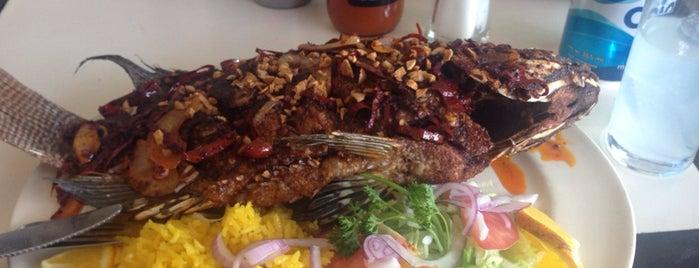 Mar y Tierra is one of Locais curtidos por Daniela.
