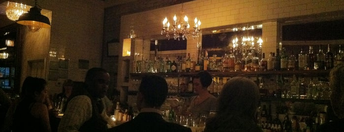 Maude's Liquor Bar is one of libations.