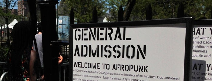 AFRO PUNK FEST 2013 | RaiseART is one of Brownstone Living NYC's Liked Places.