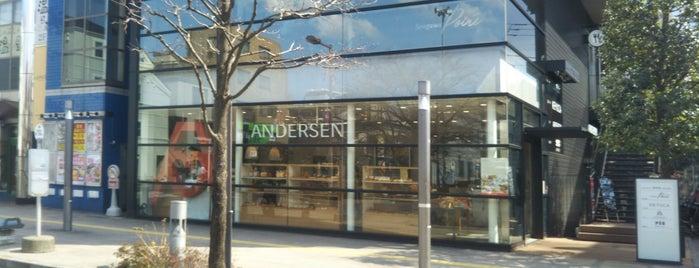 アンデルセン (ANDERSEN) 仙川店 is one of Posti che sono piaciuti a Kaoru.