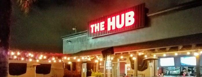 The Hub is one of Orange County.