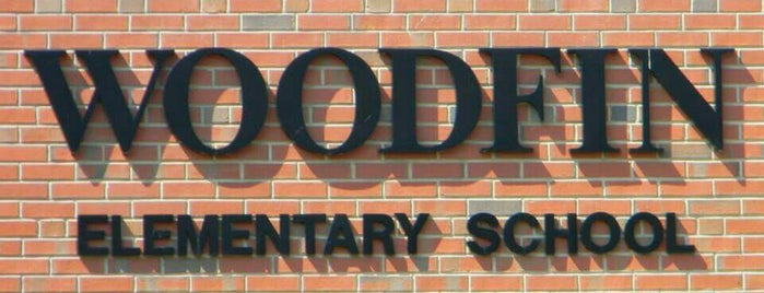 Woodfin Elementary is one of Lugares favoritos de JD.