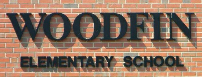 Woodfin Elementary is one of JD 님이 좋아한 장소.