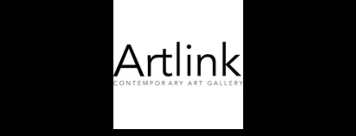 ArtLink is one of Gespeicherte Orte von kirk.