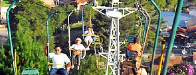 Teleférico de Campos do Jordão is one of Locais curtidos por Arthur.