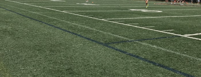 Horizon Soccer field is one of Tempat yang Disukai Susan.
