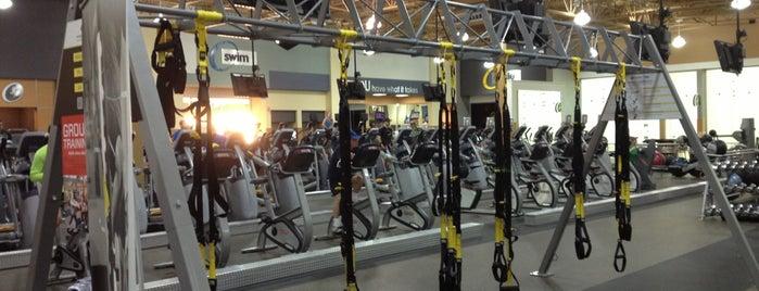 24 Hour Fitness is one of Jason : понравившиеся места.
