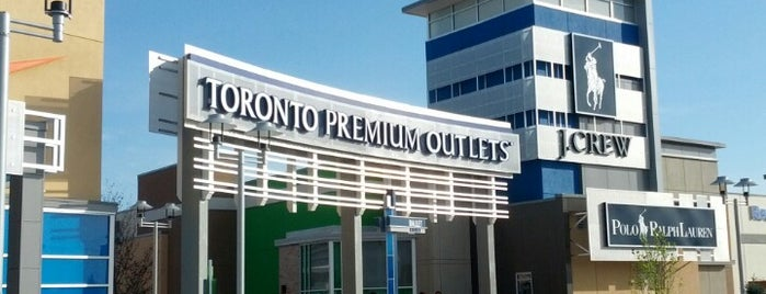 Toronto Premium Outlets is one of Best Malls to Visit.