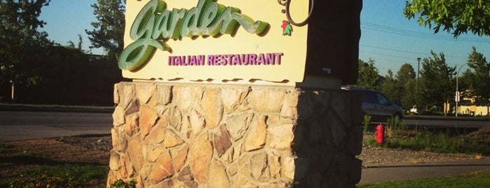Olive Garden is one of Vancouver.