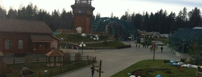 Государственный зоологический парк Удмуртии is one of Diana : понравившиеся места.