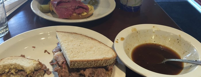 David's Brisket House is one of Lunch Spots.
