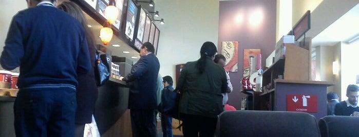 Starbucks is one of Starbucks México.