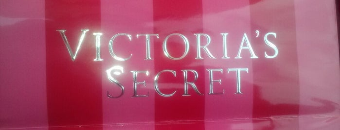 Victoria's Secret is one of Lugares favoritos de Sergio M. 🇲🇽🇧🇷🇱🇷.